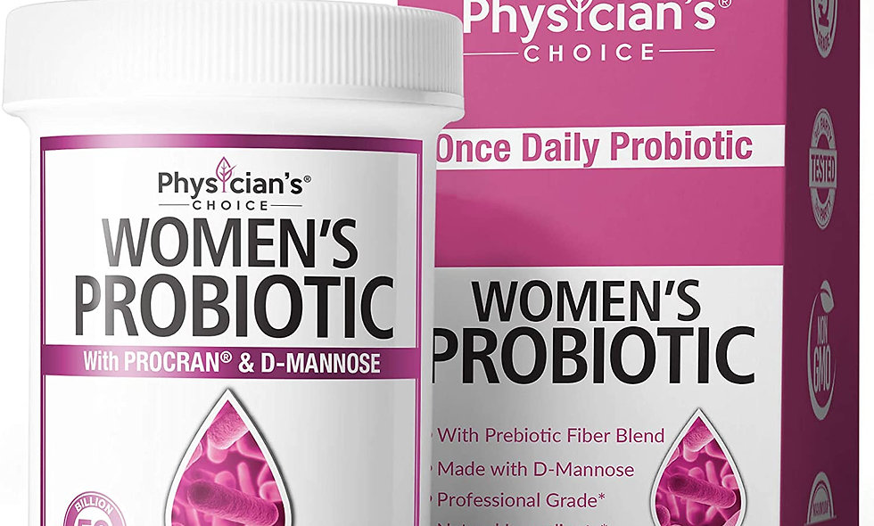 Physician's Choice Women's Probiotic