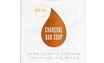 Charcoal Bar Soap pulls out dirt and impurities without stripping the skin's natural moisture barrier