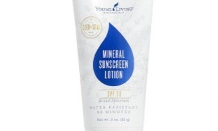 Mineral Sunscreen SPF 50 is free from harsh chemicals, making it a healthy alternative for adults and kids