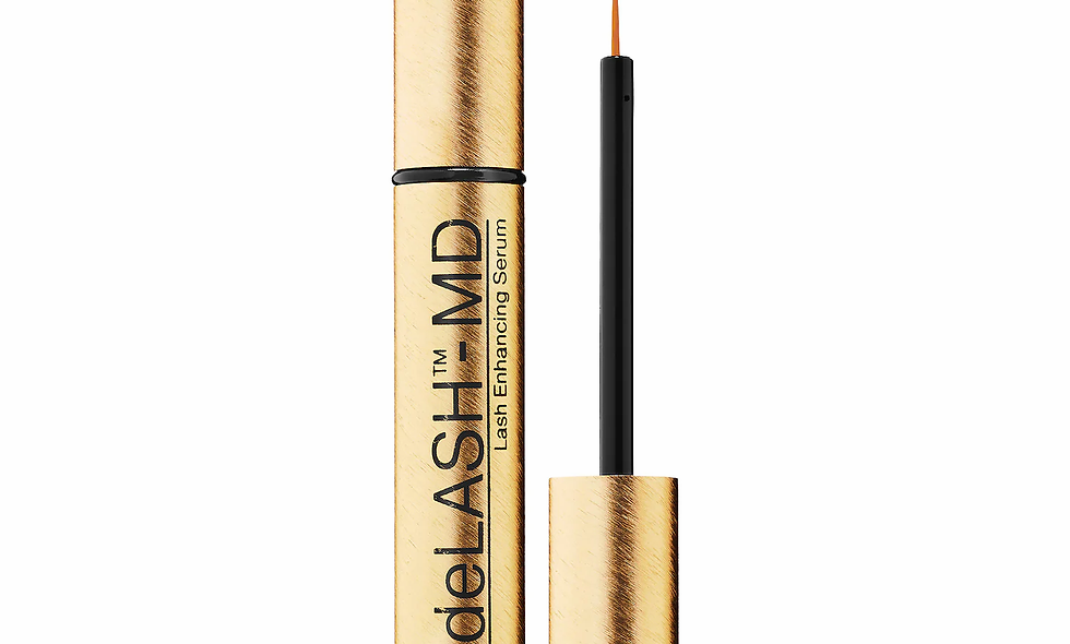 GrandeLash MD Lash Enhancing Serum promotes longer, thicker-looking eyelashes