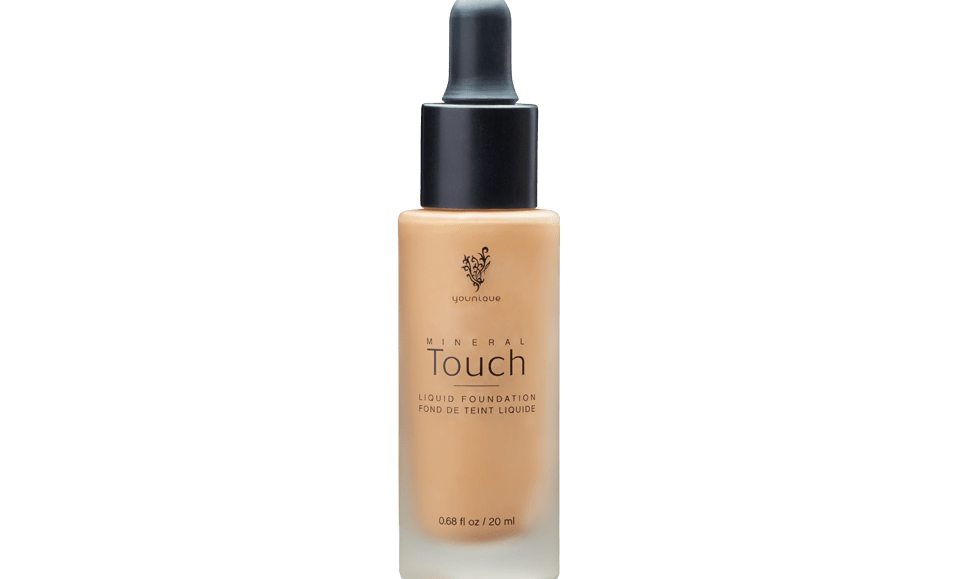 Touch Mineral Liquid Foundation