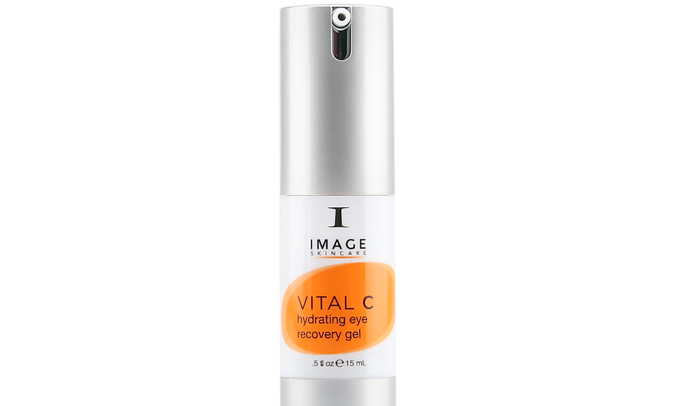 Vital C Eye Recovery Gel soothes the delicate eye area and improves the signs of aging with ultra-hydrating hyaluronic acid