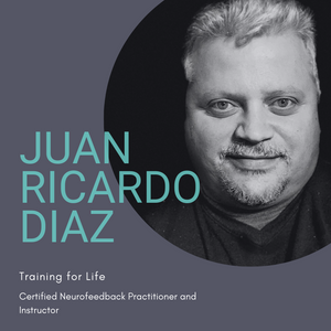 Juan Rocardo Diaz, Myndlift clinician offering remote neurofeeback