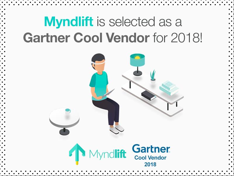 Myndlift selected as gartner cool vendor