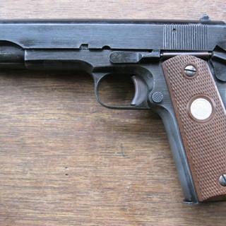 Colt Government .45 imitation.JPG