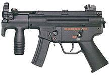 H&K MP 5