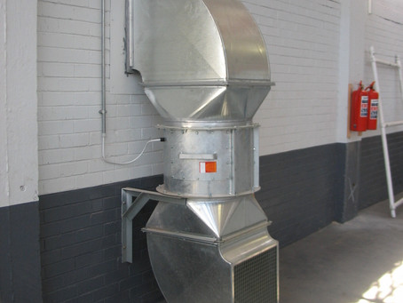 EFFECTIVE VENTILATION IS DIRECTLY LINKED TO THE SOURCES OF INLET AIR