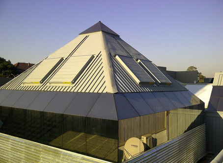 CURVENT'S VENTS SUITABLE FOR ALL ROOF PANELS