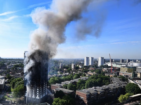 GRENFELL TOWER'S SMOKE VENTILATION SYSTEM 'FAILED DAYS BEFORE FIRE'