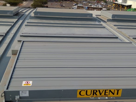 FIRE VENTILATORS FOR AIRPORT JUNCTION MALL, GABARONE