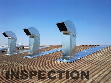 INSPECTING, TESTING & TRAINING AS PART OF A VENTILATION CONTROL PROGRAM