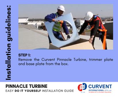 Pinnacle Turbine Installation Guide