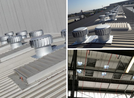 ROOFTOP TURBINES MADE IN SOUTH AFRICA