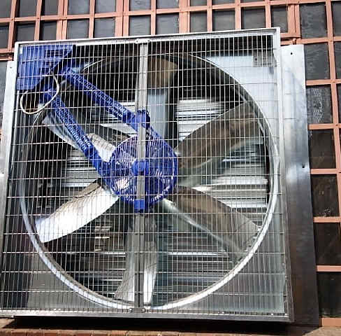 mechanical vent extractor fan