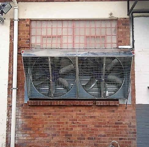 extractor mechanical fan