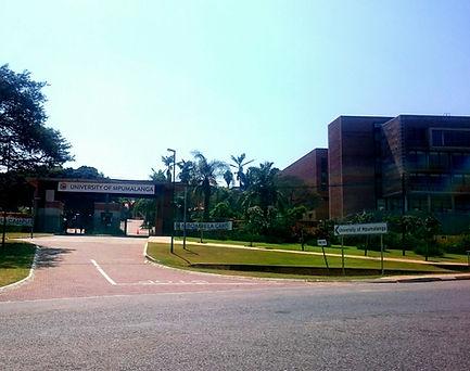University of Mpumalanga, Mbombela