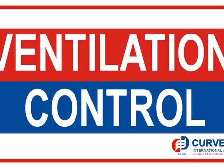 DO YOU HAVE A VENTILATION CONTROL PROGRAM?