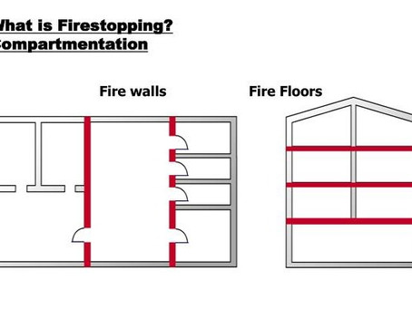 COMPARTMENTATION, A MANDATORY REQUIREMENT IN FIRE PROTECTION