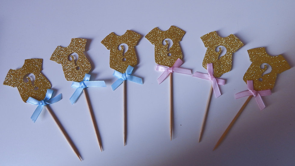 Cake Toppers Body Or