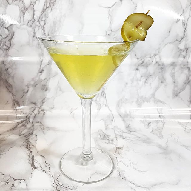 Pickle Martini