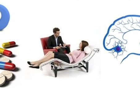 Funziona meglio una cura farmacologica o la psicoterapia?