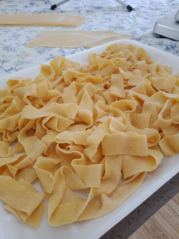 Fresh Pasta & Polpette