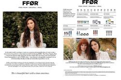 FFOR Hair | Launch