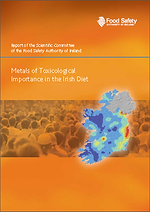 FSAI-Metals of Toxicological Importance in Irish diet.