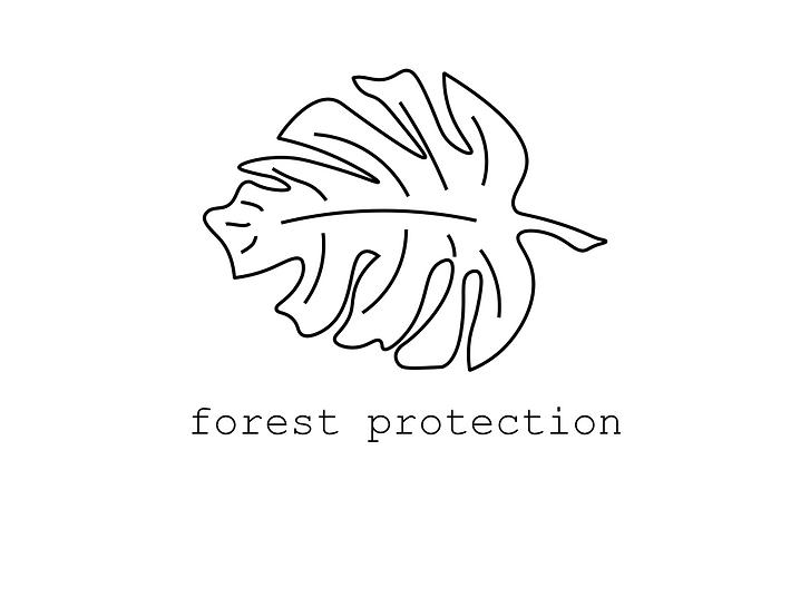 mode forest production bio nachhaltig baum