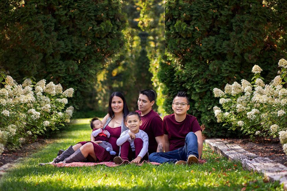 Family session Saskatoon, Saskatchewan Joanna Komorek Photography