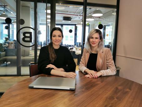 Im Interview mit @faviefashion Gründerin Sarah: Letztes Jahr kamen 80% der Sales über Instagram
