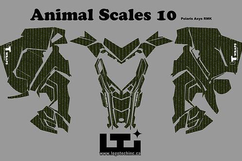 Animal Scales Graphics Kit