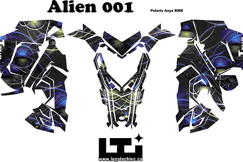 Alien Graphics Kit