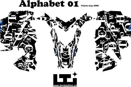 Alphabet Graphics Kit