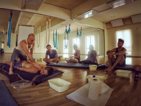 Ayurvedic Yoga Massage 🙌🏽