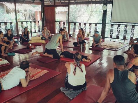 ThaiVedic 🌿 Bodywork Level 1