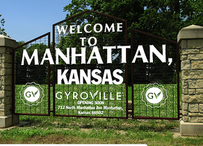 Gyroville Set to Expand in Kansas