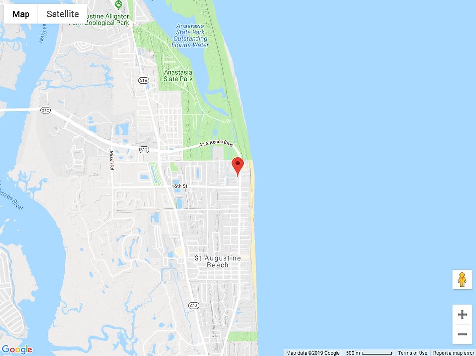 361 A1A Beach Blvd, St. Augustine, FL 32080