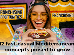 12 Fast-Casual Mediterranean Concepts Poised To Grow