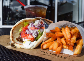 Gyroville Locations Celebrate National Gyro Day with $4 Gyro