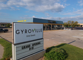 New Gyro Restaurant Hosts Grand Opening In Topeka