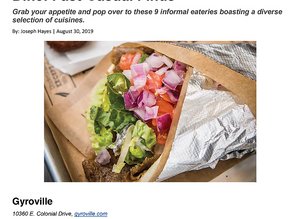 Dine: Fast - Casual