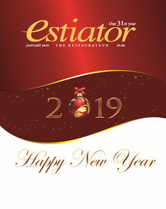 New Arrivals – January 2019 Posted by estiator at 16 January, at 13 : 38 PMPrint New Arrivals: a coast-to-coast glance at some of the industry's newest additions