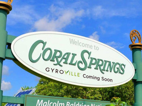 Gyroville Set for Coral Springs Debut
