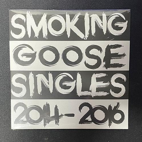 "Smoking Goose ""Singles 2014-2016"" CD"