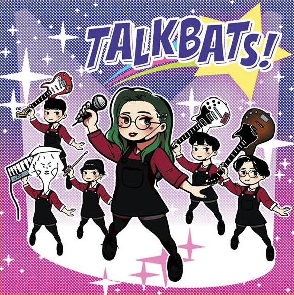 TalkBats WDI013