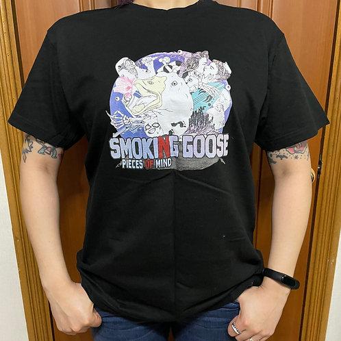 """Smoking Goose """"Pieces of Mind"""" T-Shirt"""