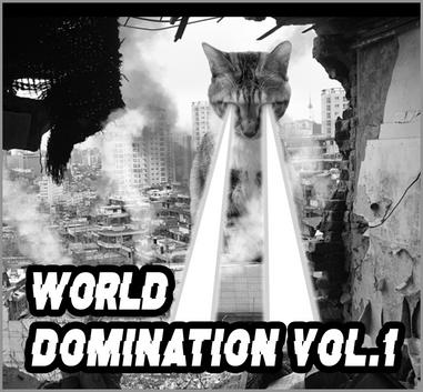 World Domination Vol. 1 WDI016