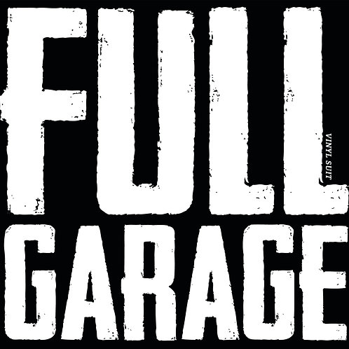 "Full Garage ""Vinyl Suit"" 7-inch Record+MP3"