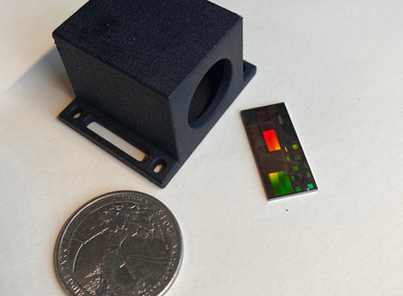 LiDAR-on-a-Chip is Not a Fool's Errand